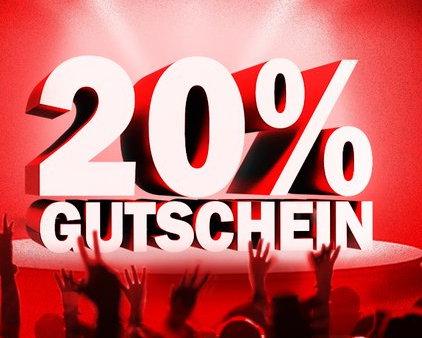 Teufel.de fetter 20% Gutschein auf viele Produkte oder -20€ für Newsletter