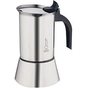 "Bialetti ""Espressokocher"" (eher Mokka), 4 Tassen, Edelstahl"