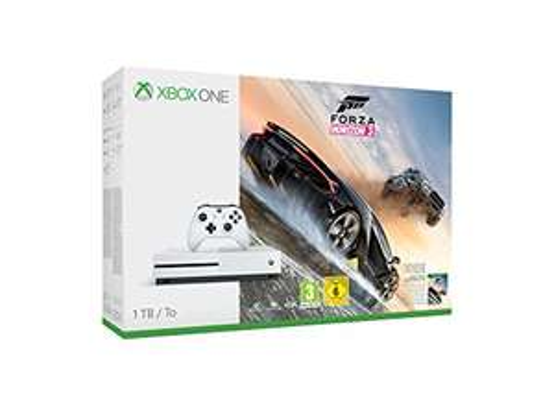 [Amazon] Xbox One S 1TB inkl. Forza Horizon 3