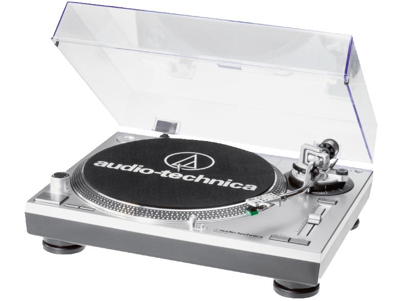Audio-Technica AT-LP120USBHC - Plattenspieler mit Direktantrieb inkl Tonabnehmer