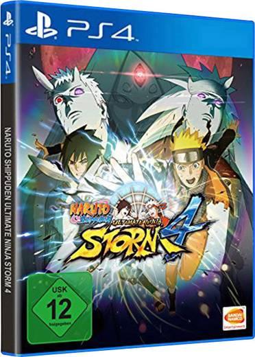 Naruto Shippuden: Ultimate Ninja Storm 4 (PS4) für 9,26€ (Conrad Filialen)