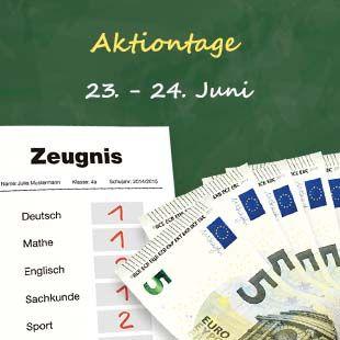 Bis zu 25€ Zeugnisgeld bei Möbel Kraft