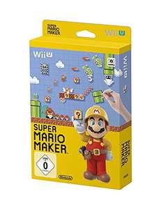 Super Mario Maker für Wii U (Artbook Edition) für 20,42 € bei Amazon Prime