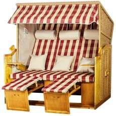 Strandfeeling für Zuhause: XXL-Strandkörbe für 299€ inkl. Lieferung bei Mr. Deko