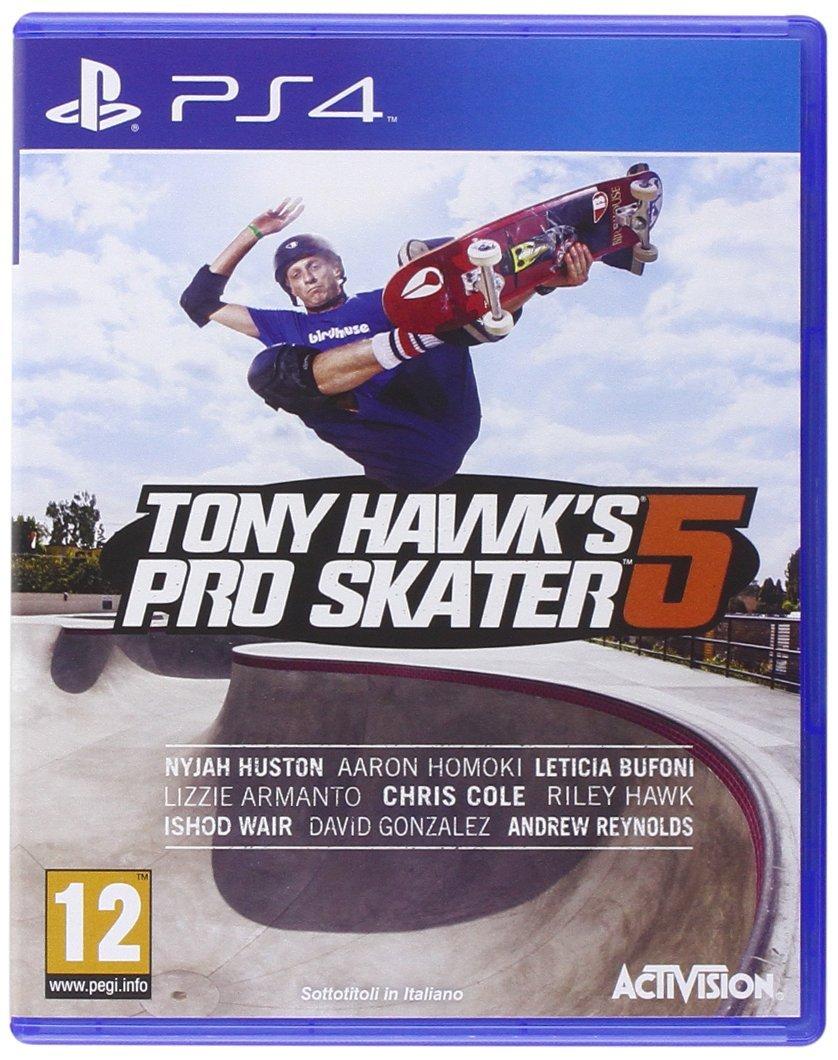 Tony Hawk's Pro Skater 5 (PS4) für 11,60€ (Amazon.it)