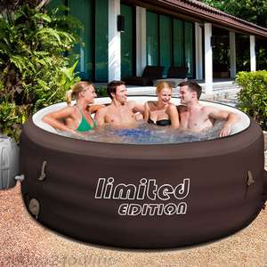 Bestway Lay-Z- Spa Whirlpool Limited Edition