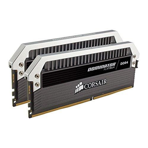 Corsair CMD16GX4M2B3200C16 Memory D4 3200 C16 Dom K2 Dominator Platinum Arbeitsspeicher (16GB)