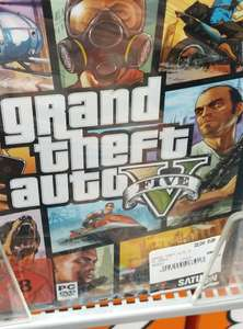 Grand Theft Auto 5 PC [Lokal] [Saturn] [Berlin]