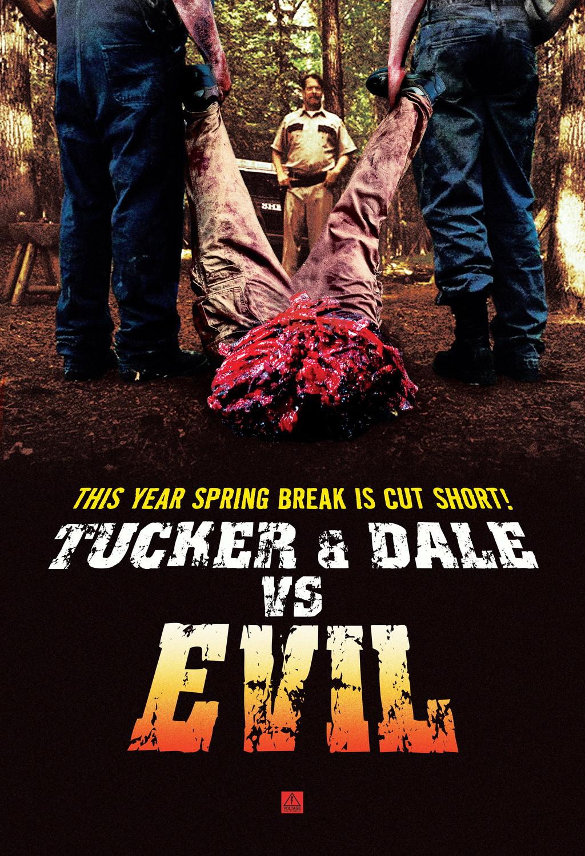 Tucker & Dale Vs Evil (Blu-ray) für 4,99€ (bzw. 4,49€) (Müller + Amazon Prime)