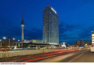 reisen.lastminute.de : Berlin Park Inn by Radisson  für 68 € pro Doppelzimmer statt ab 94 € - diverse Termine frei