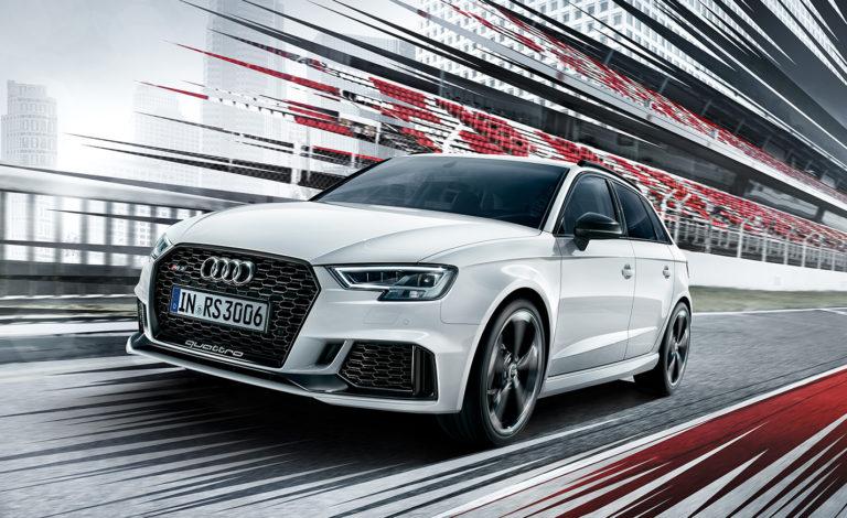 [Privat + Gewerbeleasing] Audi RS3 Sportback 2,5 TFSI quattro 400PS | Leder | LED-Scheinwerfer | RS-Sportfahrwerk 48 Monate / 10.000 km