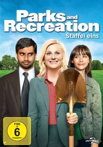 Parks and Recreation Staffel 1 in HD bei Amazon Instant Video