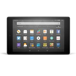 QVC - AMAZON Fire HD 8 20,3cm Tablet PC Quad-Core, 16GB, 1,5GB RAM - 84,88 €