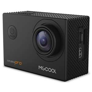 MGCOOL Explorer Pro, 4K(interpoliert) 30fps Sport Camera