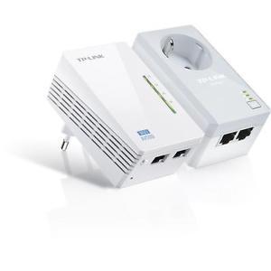 eBay WOW: TP-Link TL-WPA4226 KIT 500Mbps 2port Powerline WLAN refurbished - 36,90€ inkl. Versand