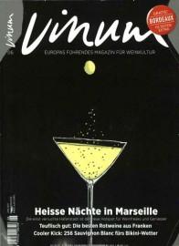 3x VINUM Weinmagazin für 12,69 € mit 10€ Amazon-Gutschein/ Verrechnungsscheck