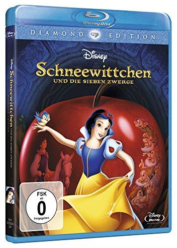 Viele Diamond Edition von Disney reduziert. Z.B Schneewittchen und die sieben Zwerge - Diamond Edition [Blu-ray] 8,95 €   @Amazon