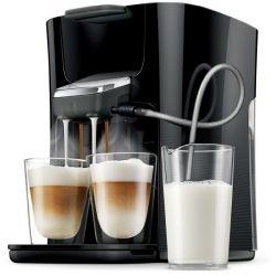 Senseo Latte Duo HD7855/50 Padmaschine Schwarz zum Bestpreis