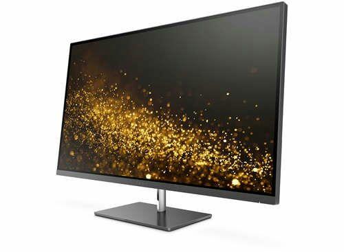HP Envy 27s - 69 cm (27 Zoll), LED, IPS-Panel, AMD FreeSync, 4K-UHD