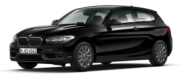 [Privat- und Gewerbeleasing] BMW 116i 3-Türer für mtl. 159€ bei 36 Monaten und 10.000 km p.a.