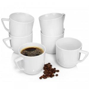"""6 Rosenthal Kaffeetassen """"Bianchi"""" mit 300ml Füllmenge für 14,99€ bei [bluespoon]"""