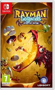 Rayman Legends Definitive Edition (Nintendo Switch) - Amazon.co.uk - preorder