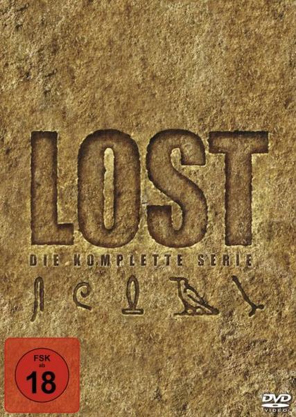 LOST - die komplette Serie Staffel 1-6 @ Thalia