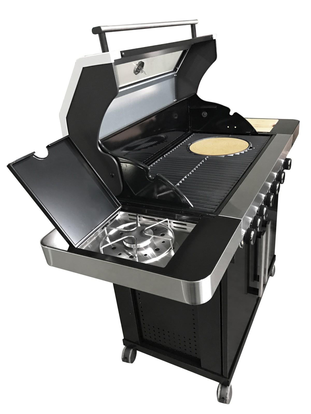 Großer Maxxus Grillsale auf Maxxus.de - zum Beispiel MAXXUS Gasgrill BBQ Chief 12.0 für 549 € statt für 799€. 
