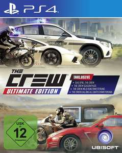 The Crew – Ultimate Edition (PS4/Xbox One) für 15,30 (Ubisoft)