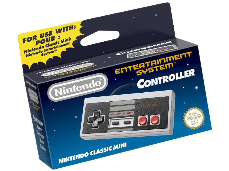 Nintendo Classic Mini: NES-Controller für 12,99€ (Media Markt)