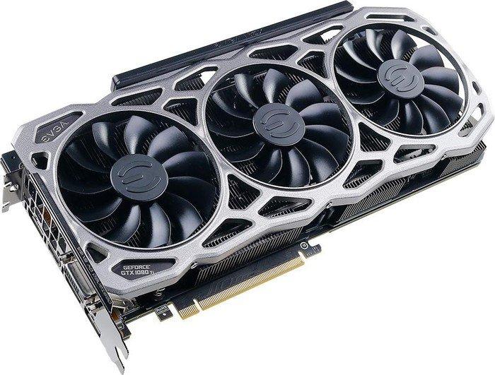 11GB EVGA GeForce GTX 1080 Ti FTW3 Gaming  (Mindfactory (Mindstar))