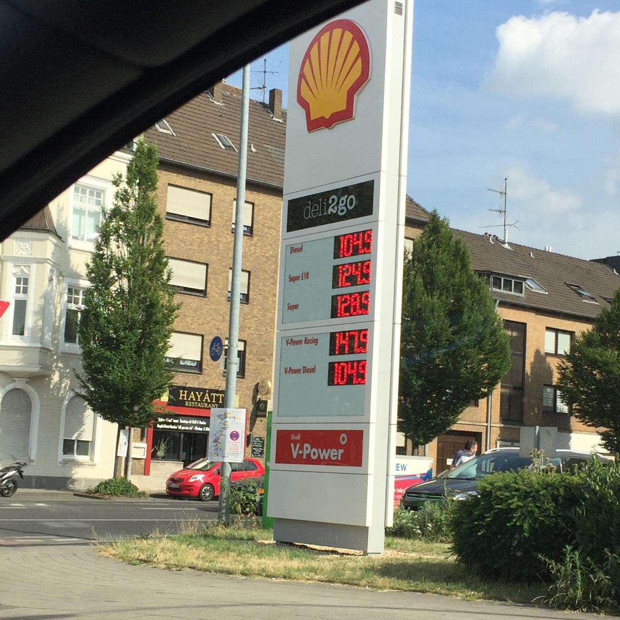 [Lokal] Shell Vpower Diesel zum Normalpreis