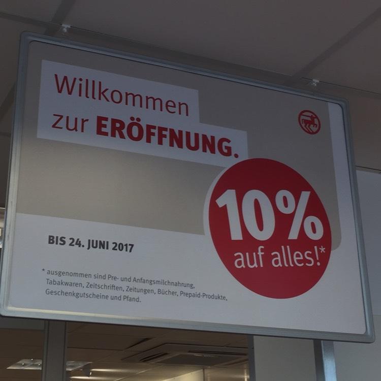 [Lokal Mainz] 10% bei Rossmann, Boppstraße