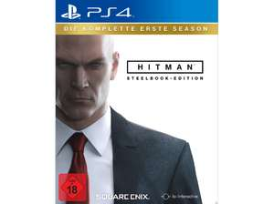 [Saturn Weekend Deals] HITMAN: Die komplette erste Season - Day One Edition (Steelbook) - PlayStation 4 für 24,99€ Versandkostenfrei