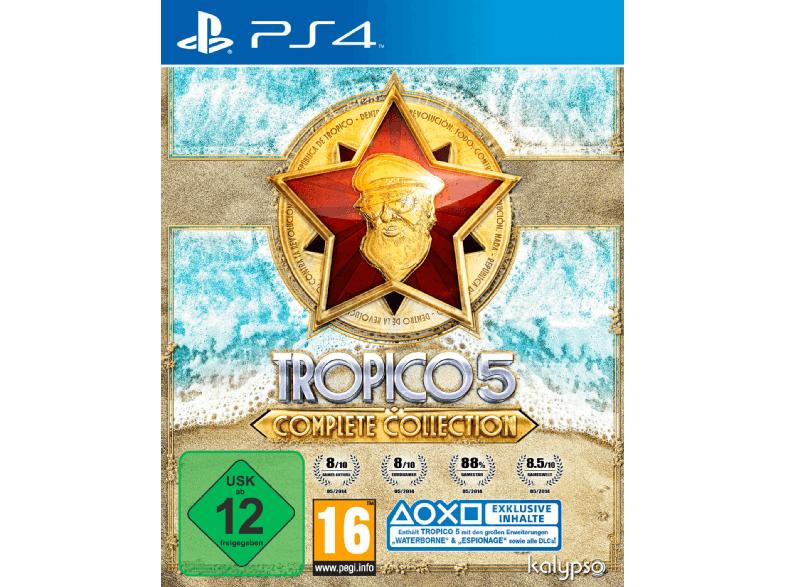 Tropico 5 Complete Collection - PlayStation 4 für 12,99€ / Saturn !