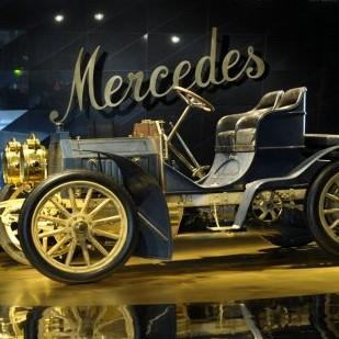 Freier Eintritt in das Mercedes-Benz Museum am 2. Juli [lokal Stuttgart]