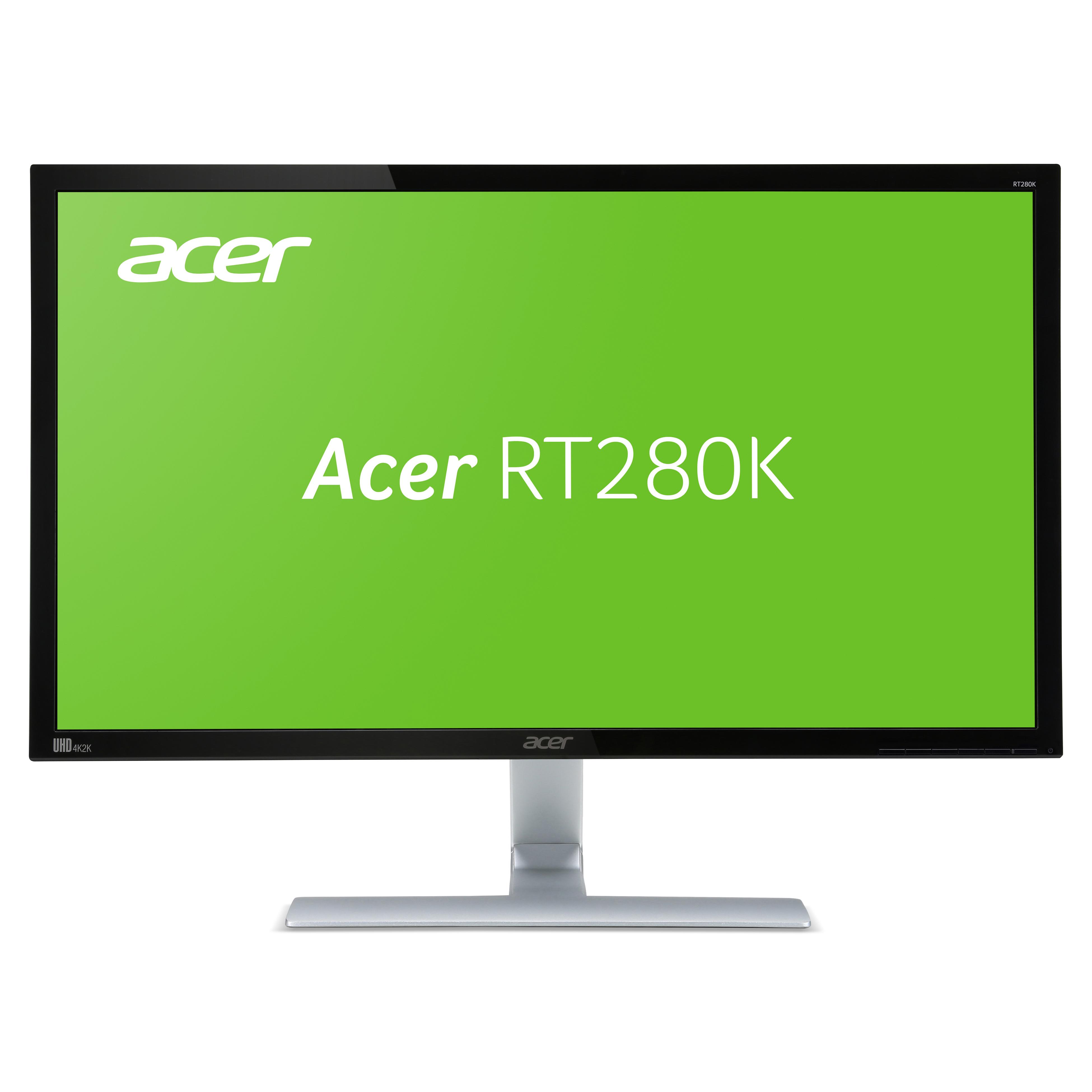 Acer RT280Kbmjdpx - 70,8 cm (28 Zoll), LED, 4K-UHD, 1 ms, Lautsprecher, HDMI [notebooksbilliger.de]