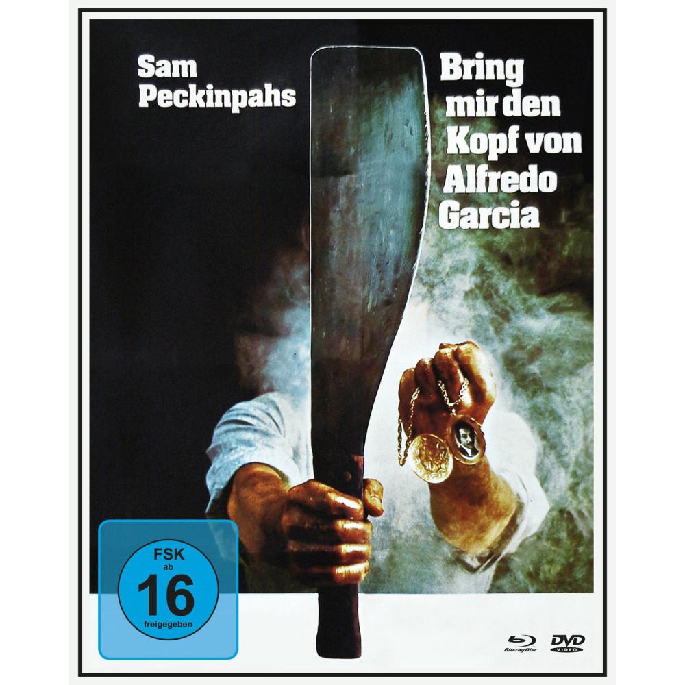 Bring mir den Kopf von Alfredo Garcia - Mediabook (Blu-ray + 2 DVDs) für 12,99€ (Müller)