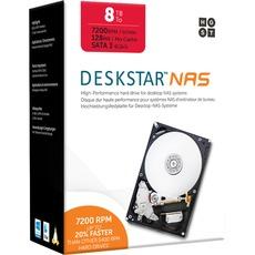 HGST Deskstar NAS 8TB für 229,90€ + Versand @ Alternate 25 Jahre