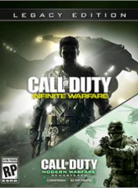 Call of Duty: Infinite Warfare (Legacy Edition inkl. Modern Warfare Remastered & Terminal Bonus Map) für 24,83€ (CDKeys)
