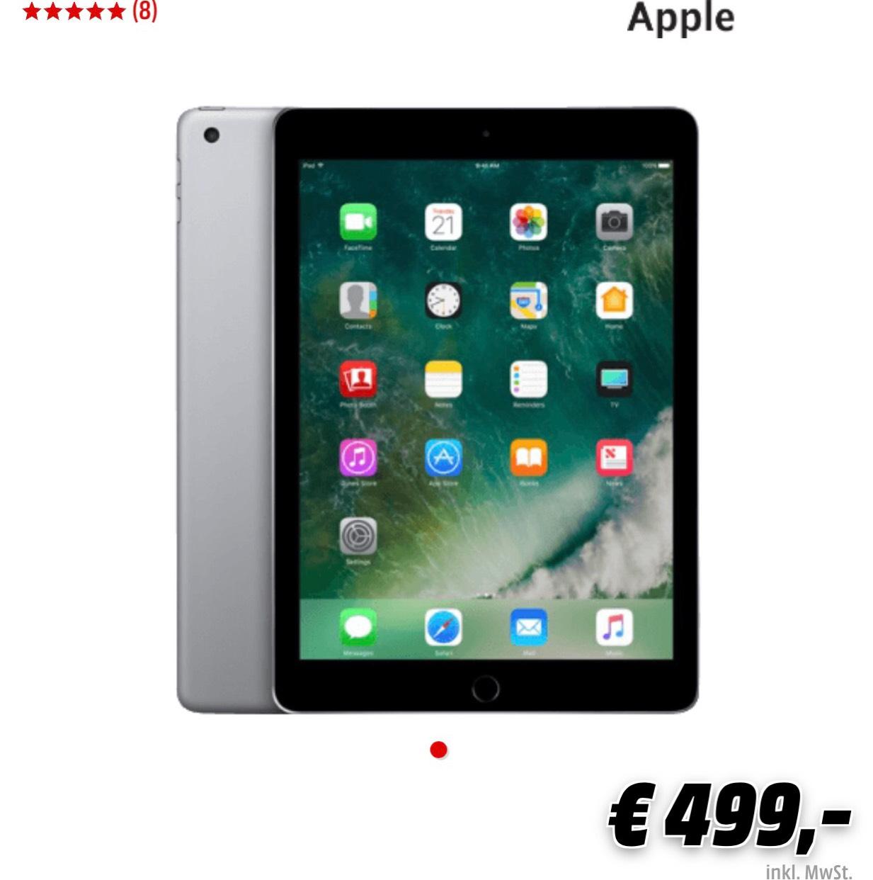 Apple iPad 9,7 128GB wifi Spacegrey