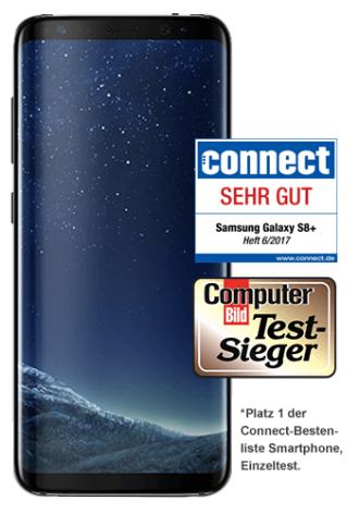 Mobilcom-Debitel Comfort Allnet 2GB + Galaxy S8 (S8+)