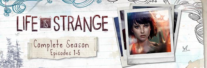 [Steam] Life Is Strange: Complete Season (Episodes 1-5) wieder für 4,99€ / Episode 1 kostenlos