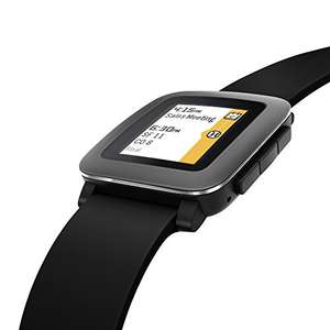 Pebble Time aus England - Smartwatch