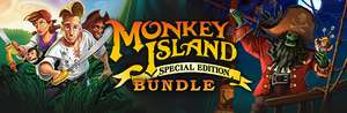 [Steam] Monkey Island Bundle - Wer kämpft wie eine Kuh?