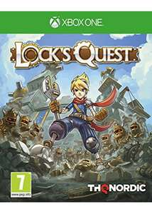 Lock's Quest (Xbox One & PS4) für je 13,80€ inkl. VSK (Base.com)