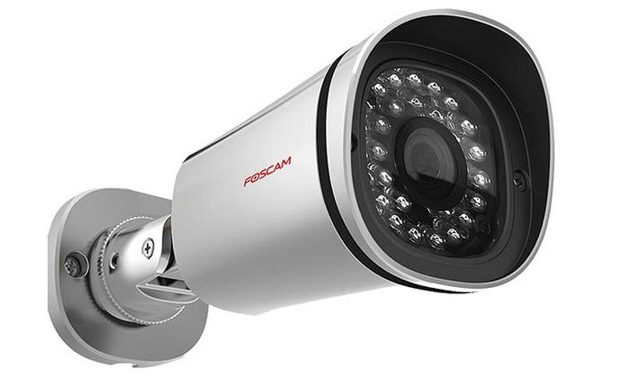 Foscam High-End-Kamera FI9901EP - IP66 PoE