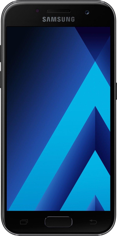 [Saturn] Samsung Galaxy A3 (2017) 16 GB Smartphone - 4G - 11,9 cm (4,7 Zoll) Super AMOLED 1280 x 720 HD Touchscreen - Samsung Exynos Octa-Core 1,60 GHz - 2 GB in 4 Farben für je 199,-€ Versandkostenfrei