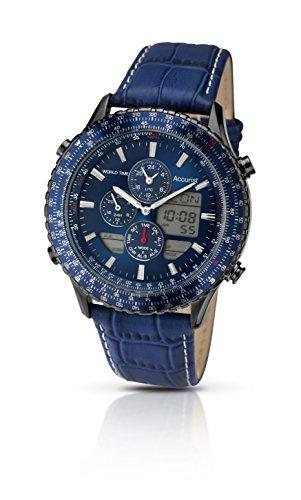Accurist Herren-Armbanduhr MS1036NN