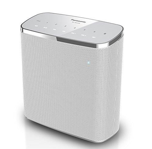 Panasonic SC-ALL05EG-W Wireless Lautsprecher Silber
